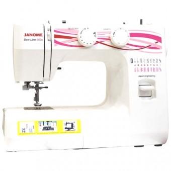 Зображення Швейна машина Janome Sew Line 500 S