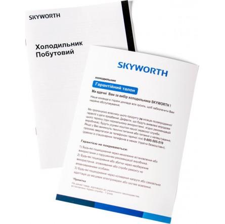 Зображення Холодильник Skyworth SRD-489CBEW - зображення 9