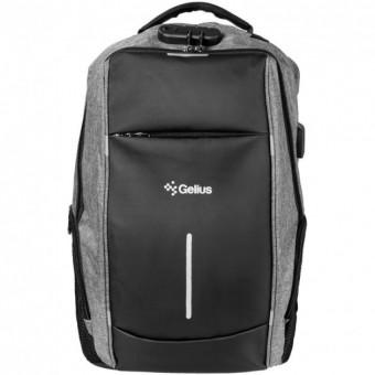 Зображення Сумка для ноутбука Gelius Backpack Saver GP-BP003 Grey