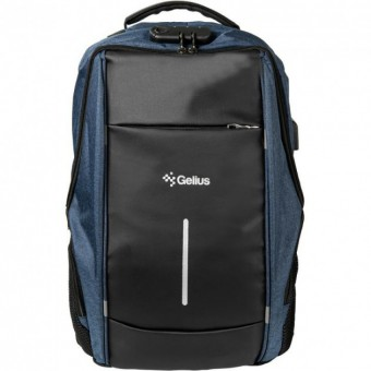 Зображення Сумка для ноутбука Gelius Backpack Saver GP-BP003 Blue