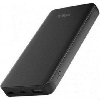 Изображение Мобильная батарея Jellico MX-10 Li-Pol 10000mAh Black (RL049308)