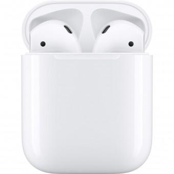 Изображение Наушники Apple AirPods (MV7N2) 2019