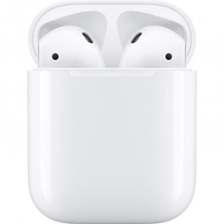 Зображення Навушники Apple AirPods (MV7N2) 2019 - зображення 1