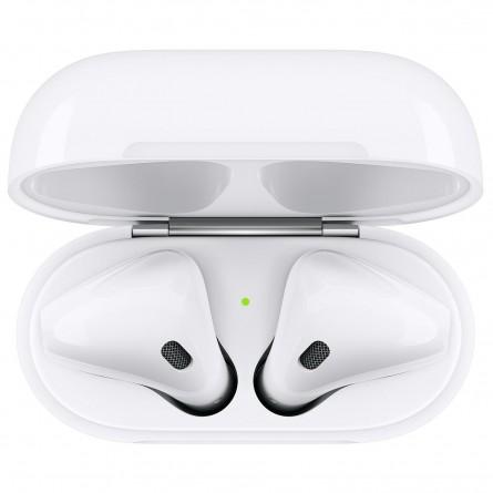 Зображення Навушники Apple AirPods (MV7N2) 2019 - зображення 3