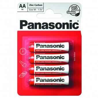 Зображення Батарейки Panasonic R 06 LR 6 Max