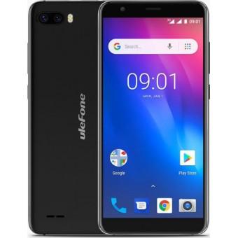 Зображення Смартфон Ulefone S 1 1/8 Gb Black