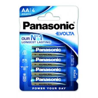 Изображение Батарейки Panasonic R 06 LR 06 EGE