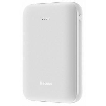 Зображення Мобільна батарея Baseus Mini JA White (PPJAN-A02)