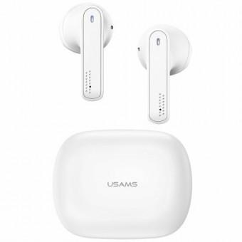 Зображення Навушники Usams SM001 AirBuds White