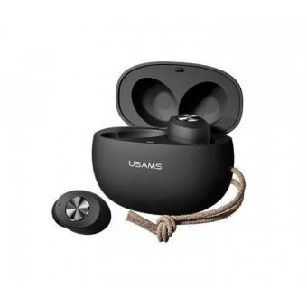 Зображення Навушники Usams ES001 Fresh AirDots Black