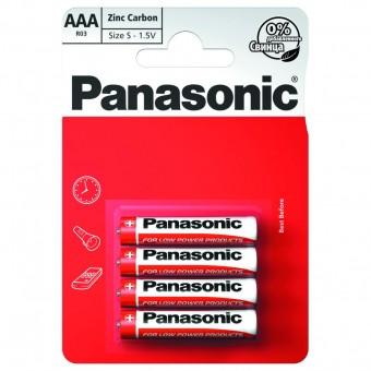 Зображення Батарейки Panasonic R 03 REL