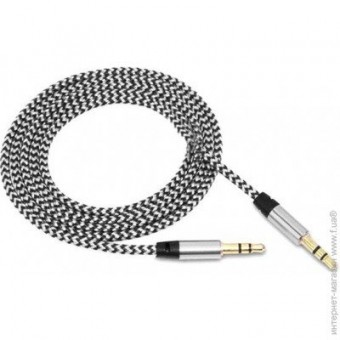 Изображение Аудио кабель Ultra UC 74 0100 Black white