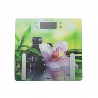 Зображення Ваги підлогові Scarlett SC-BS33ED10 SPA орхідея
