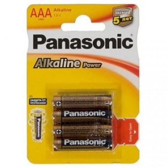 Изображение Батарейки Panasonic R 03 LR 03 EGE