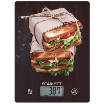 Изображение Весы кухонные Scarlett SC-KS57P56