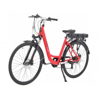 Зображення Електровелосипед Maxxter CITY Elite (red)