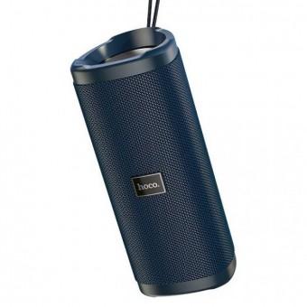 Зображення Акустична система Hoco HC4 Bella IPX5 Wireless Speaker Dark Blue