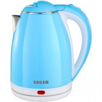 Зображення Чайник диск Edler EK8055 Blue