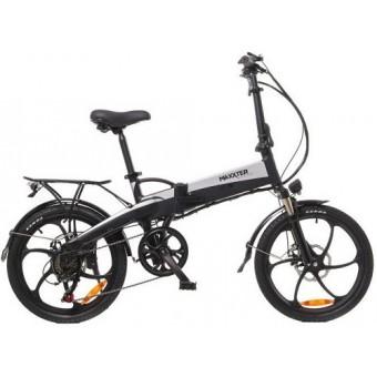 Зображення Електровелосипед Maxxter RUFFER (black-silver)
