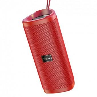 Зображення Акустична система Hoco HC4 Bella IPX5 Wireless Speaker Red