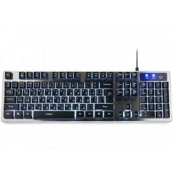 Зображення Клавіатура Vinga KBG 839 Black