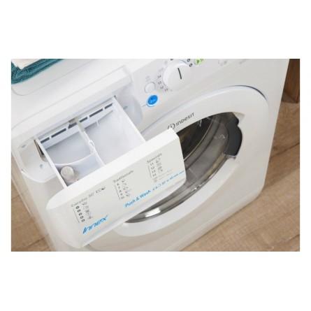 Зображення Пральна машина  Indesit BWSA 61253 W EU - зображення 2