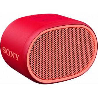 Изображение Акустическая система Sony SRS-XB01 Red (SRSXB01R.RU2)