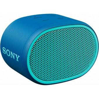 Изображение Акустическая система Sony SRS-XB01 Blue (SRSXB01L.RU2)