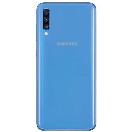 Изображение Смартфон Samsung Galaxy A 70 6/128 Gb Blue (A 705 F) - изображение 5