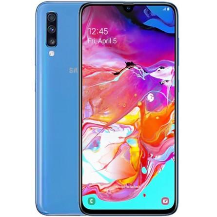 Изображение Смартфон Samsung Galaxy A 70 6/128 Gb Blue (A 705 F) - изображение 1