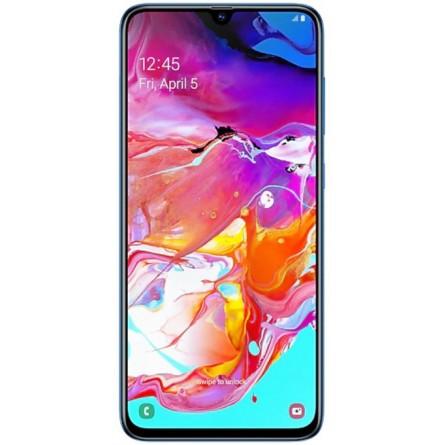 Изображение Смартфон Samsung Galaxy A 70 6/128 Gb Blue (A 705 F) - изображение 3