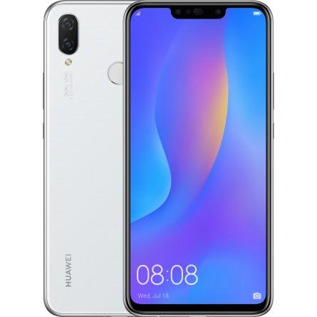 Зображення Смартфон Huawei P Smart Plus 4/64 Gb White - зображення 1