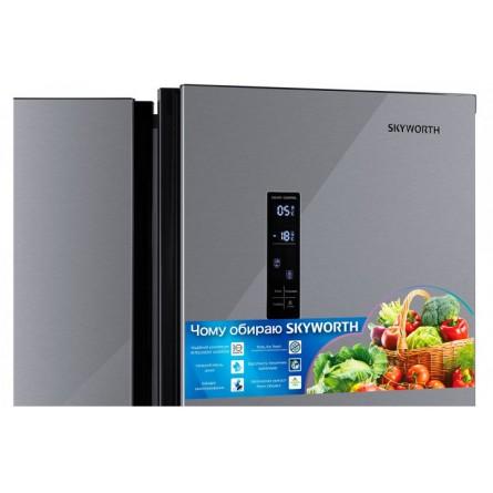 Зображення Холодильник Skyworth SBS 545 WYSM - зображення 7