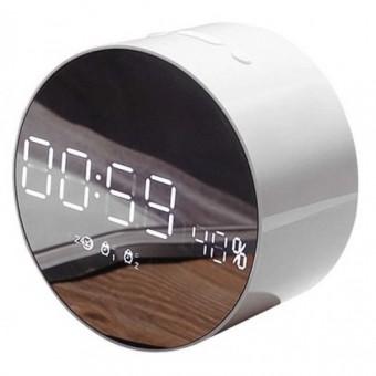 Изображение Акустическая система JoyRoom JM R8 Alarm Clock White