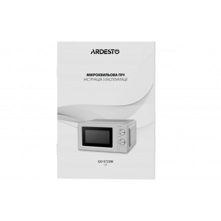 Зображення Мікрохвильова піч Ardesto GO S 723 W - зображення 5