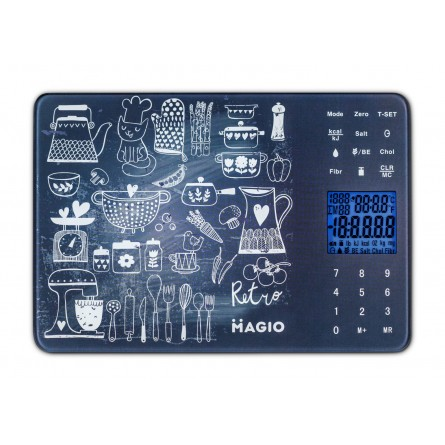 Зображення Ваги кухонні Magio MG 692 - зображення 1