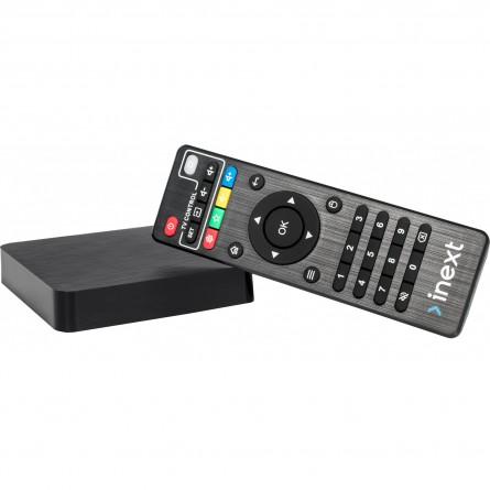 Зображення Smart TV Box iNeXT iNeXT 4K Ultra - зображення 1