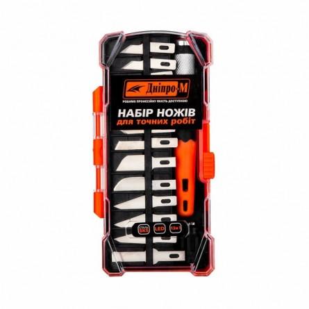 Зображення Набір  Дніпро М 79058 000 Набір ножів 13 шт - зображення 1