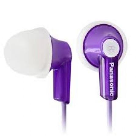 Зображення Навушники Panasonic RP HJE 118 GUV Violet - зображення 1