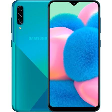 Изображение Смартфон Samsung Galaxy A 30s 3/32 Green (A 307 F) - изображение 1
