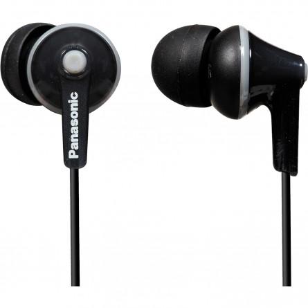 Зображення Навушники Panasonic RP HJE 125 EK Black - зображення 1