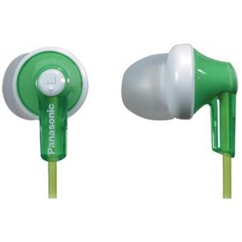 Зображення Навушники Panasonic RP HJE 118 GUG Green