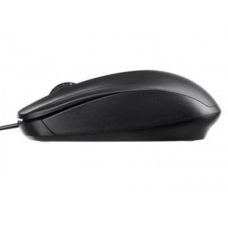 Изображение комп. миша 2E MF 140 USB Black - изображение 2