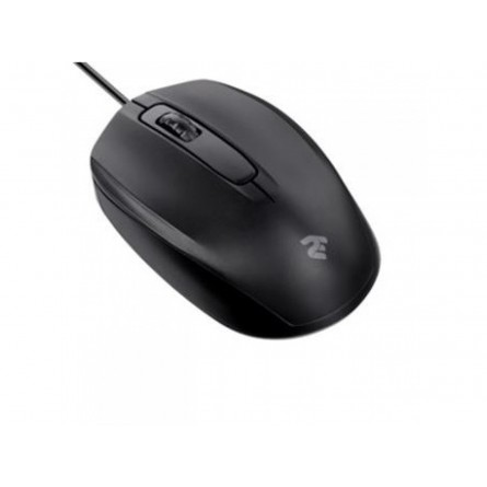 Изображение комп. миша 2E MF 140 USB Black - изображение 3