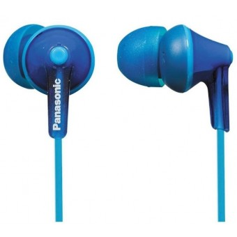 Зображення Навушники Panasonic RP HJE 125 EZ Blue