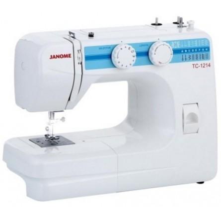 Изображение Швейная машина Janome TC 1214 - изображение 1