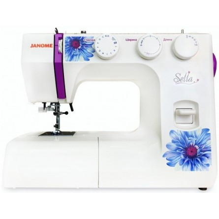 Зображення Швейна машина Janome Sella - зображення 1
