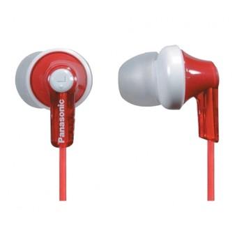 Зображення Навушники Panasonic RP-HJE118GU-R (Red)