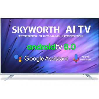 Зображення Телевізор Skyworth 32 E6 AI
