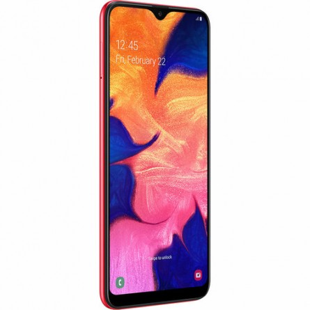 Зображення Смартфон Samsung Galaxy A 10 Red (A 105 F) - зображення 2